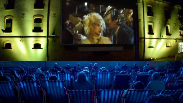 Festival International Du Film.