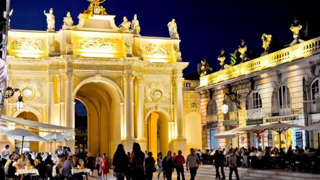 Arc Héré - Place Stanislas