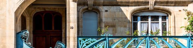 Art Nouveau - Rue De La Commanderie