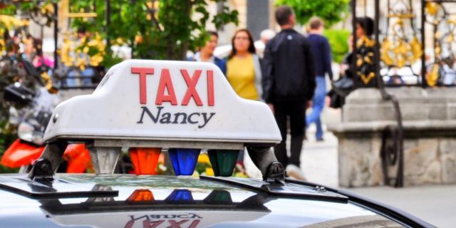 Taxi de Nancy