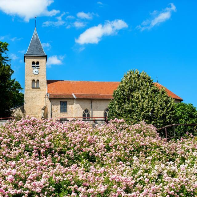Essey Les Nancy - Eglise Saint Georges
