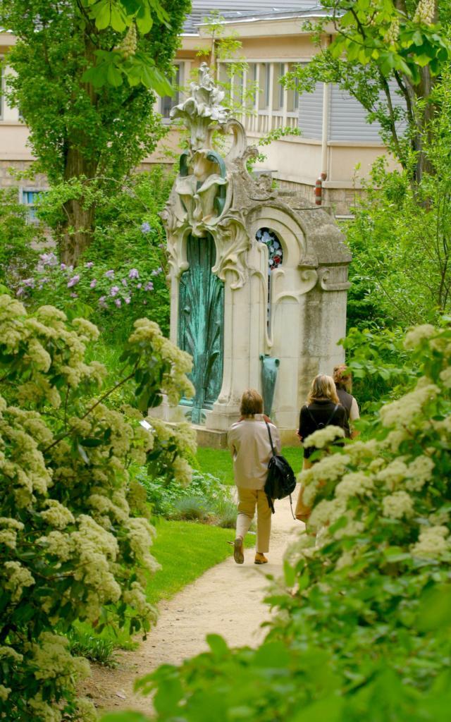 Musée Ecole Nancy - Jardin