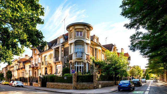 Parc De Saurupt - rue Général Clinchant