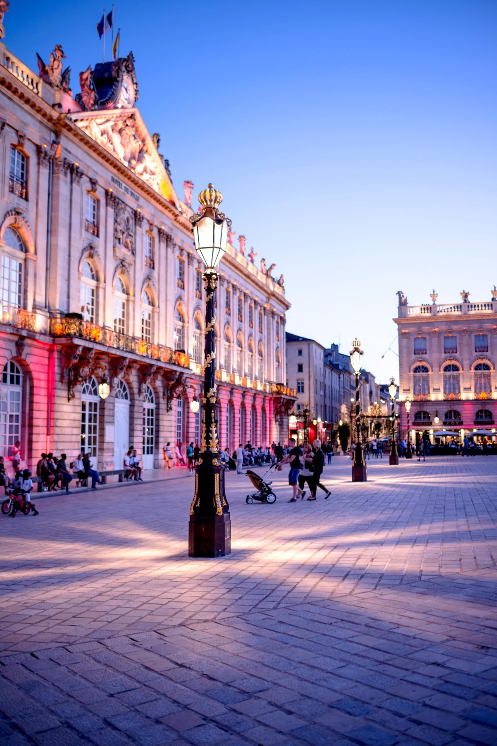 Place Stanislas And The Unesco World Heritage Site Nancy Tourisme