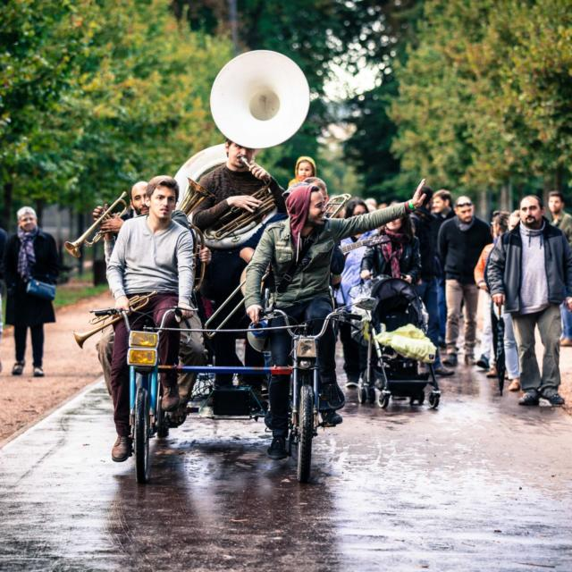 Poulidorkestra - Nancy Jazz Pulsations