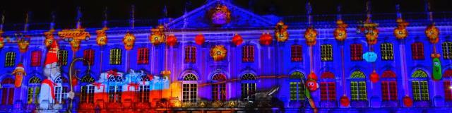 Son et lumière Saint-Nicolas - Nancy