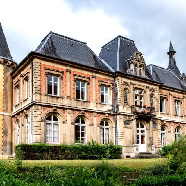 Chateau du Domaine De L'asnée - Villers Les Nancy
