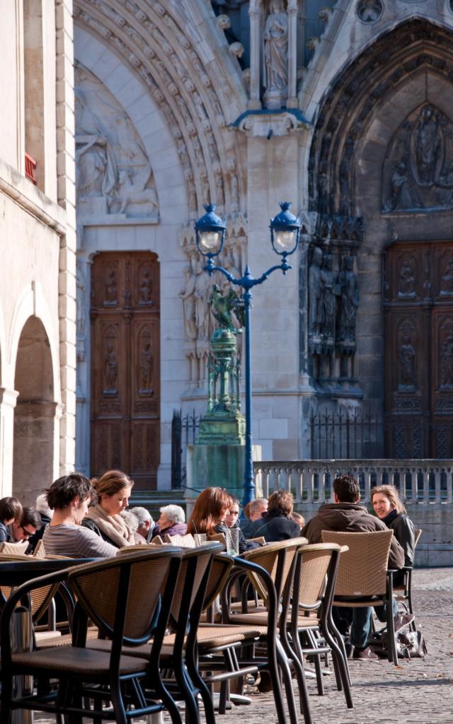 Place Saint Epvre - Ville Vieille Nancy