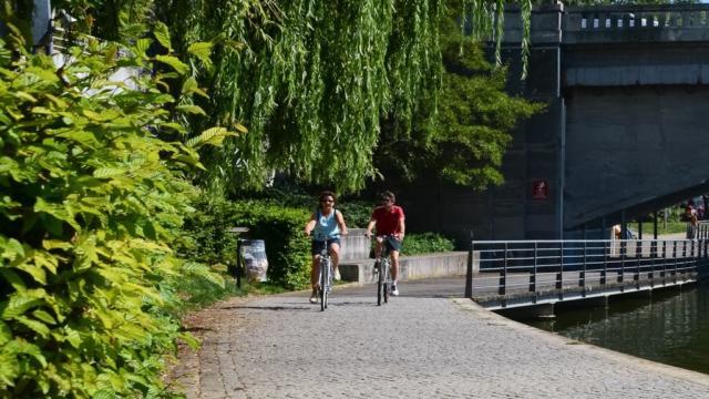 Bords De Meurthe Vélos