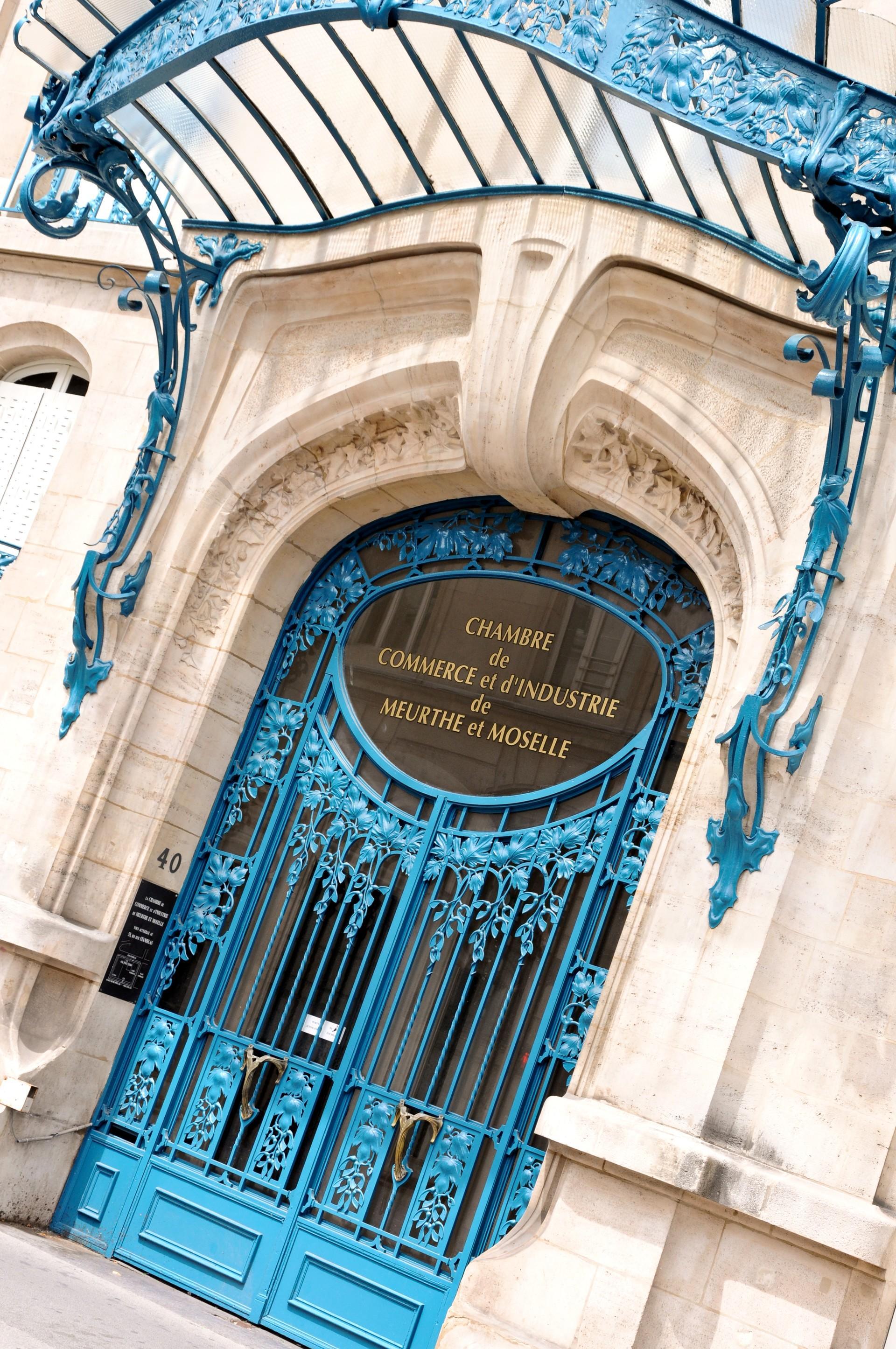 Visites guid es nancy tourisme - Chambre du commerce bayonne ...