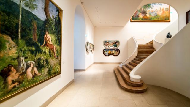 Musee Des Beaux Arts de Nancy