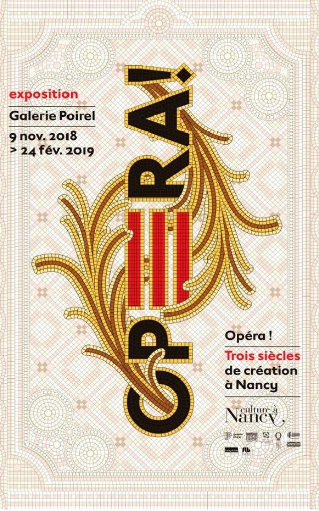 Opéra 3s D'exposition