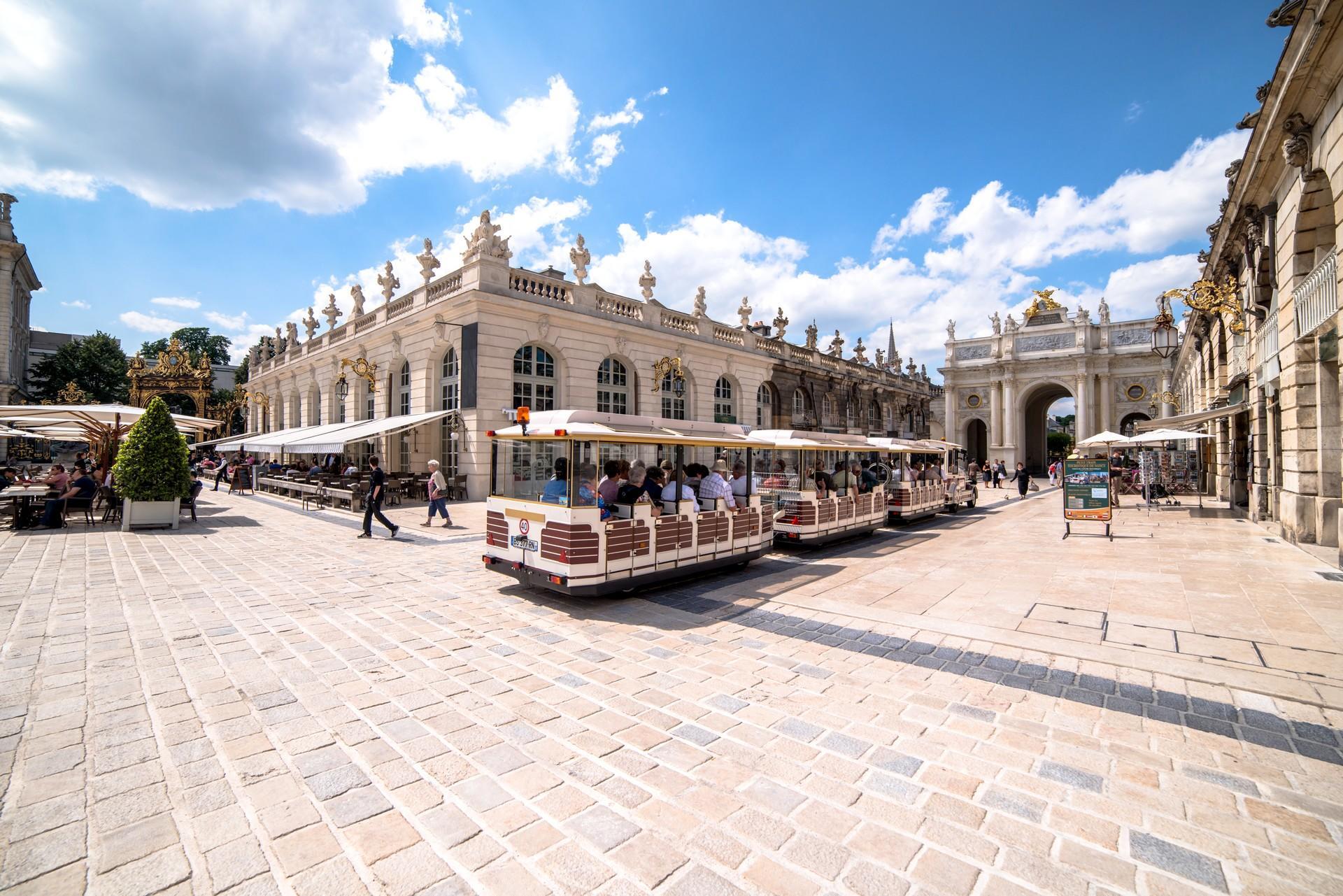 Guided tours | Nancy Tourisme
