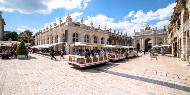 Petit Train Touristique - Nancy