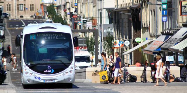 Stanway centre ville de Nancy