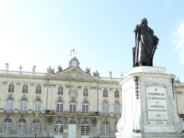 Statue De Stanislas