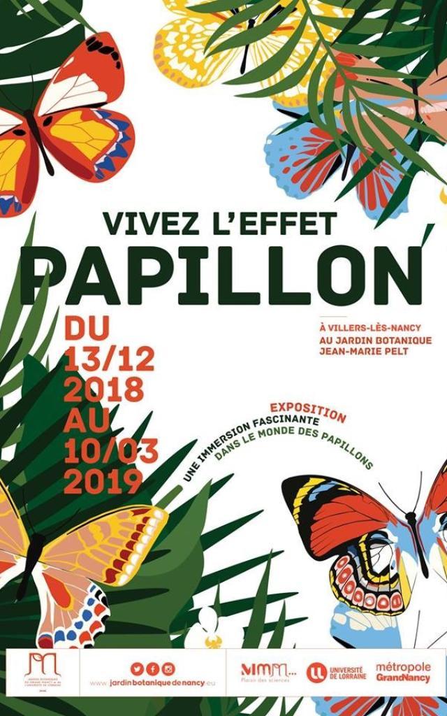 Vivez Effet Papillon