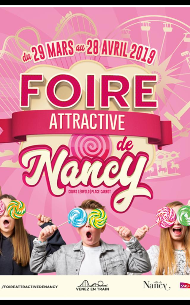 Foire Attractive 2019