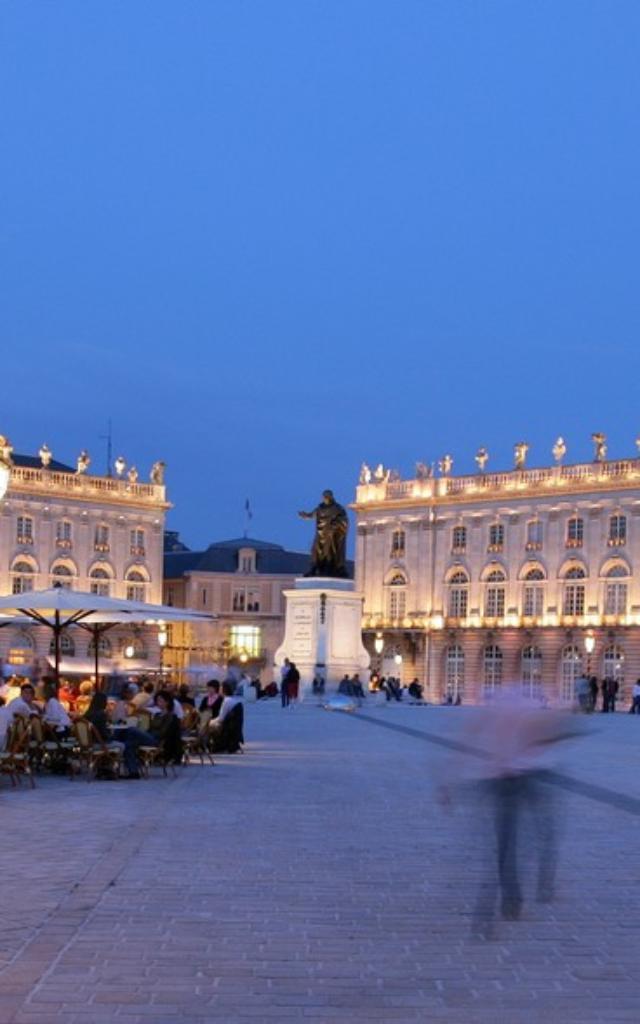 Place Stanislas ©ville De Nancy