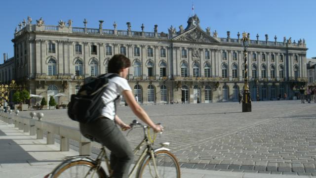 Vélo Place Stanislas