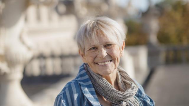 Agnès - Greeter de Nancy