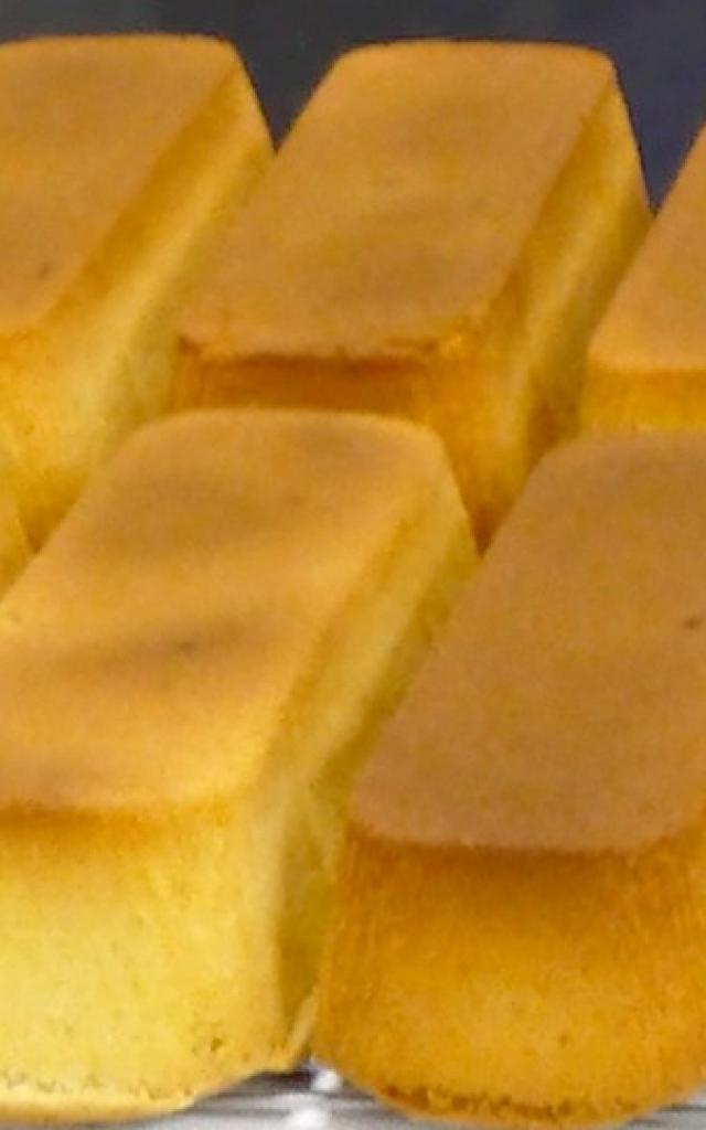 Cake Pain De Gêne Bergamote