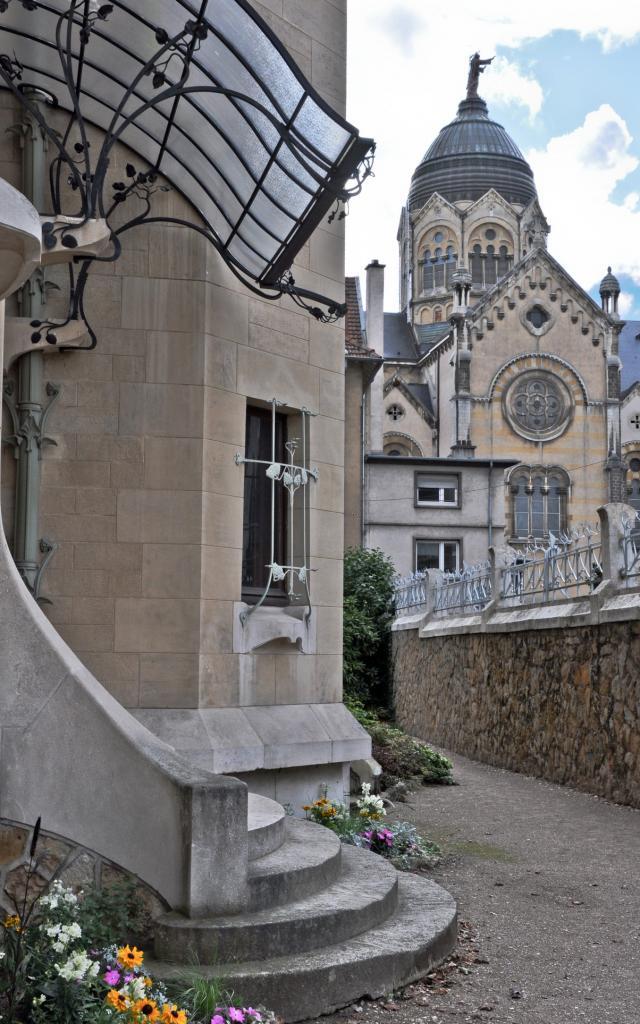 Villa Majorelle - Exterieur