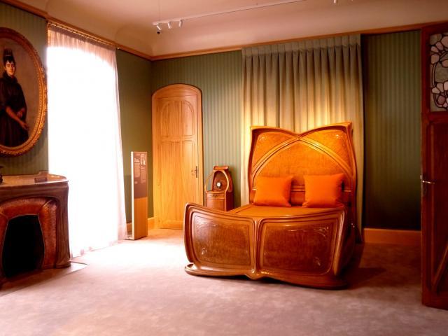 Villa Majorelle - mobilier
